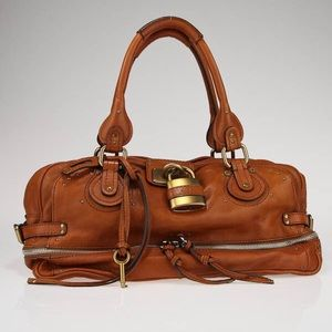 Chloe Pennington East/West Zippy Satchel